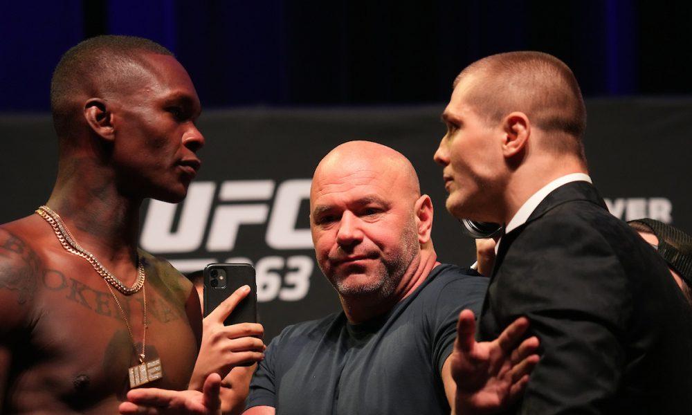 UFC 263: Israel Adesanya vs. Marvin Vettori 2 - MMA